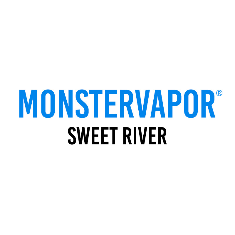 Жидкость Monster Vapor, 50 мл, Sweet River, 0 мг/мл